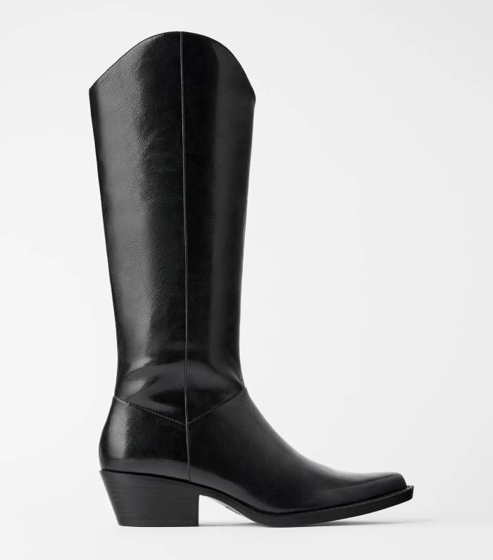 1f8bcc0984d Zara Just Dropped So Many Autumn Boots—These 17 We Rate | Who What ...