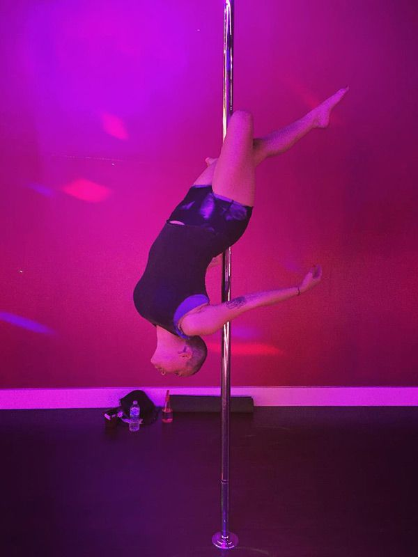 Why I Started Pole-Dancing After Beating Cancer