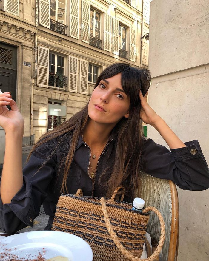 This Is Why French Girls Always Have the Best Fringes