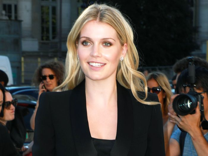 Kitty Spencer Just Wore the Italian Staple Jackie O. Made Famous