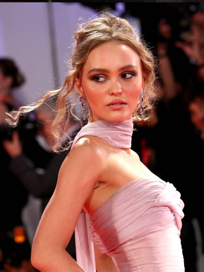 Lily-Rose Depp Just Wore the Best Dress of the Venice Film Festival So Far