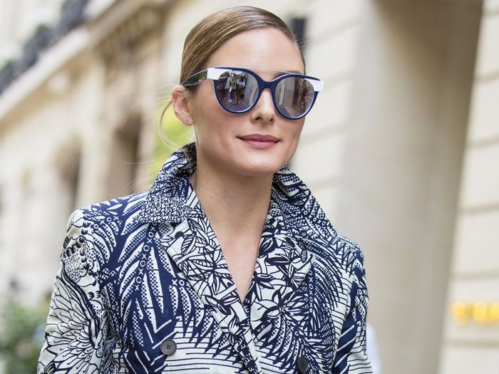 Olivia Palermo Just Wore the Chicest $30 Mango Shoes in Italy