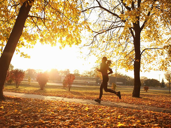 Why You Should Make a New Year's Resolution in the Fall