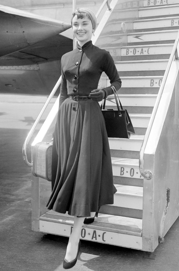 This Is What Airport Style Looked Like the Decade You Were Born