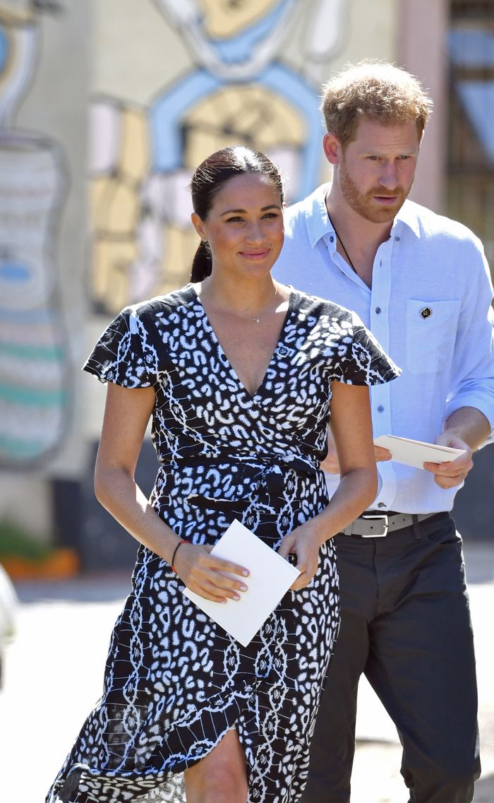 Meghan Just Introduced Us to An Amazing New Sustainable Dress Brand
