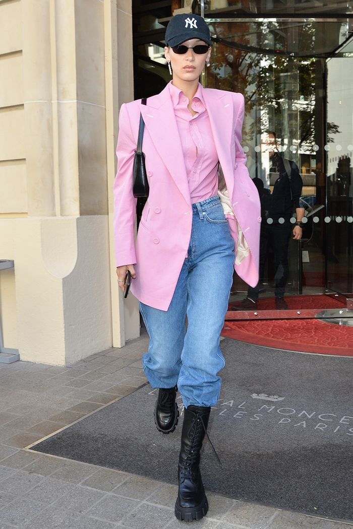 Bella Hadid Wore the Fall Boot Trend You Can Get at Any Price