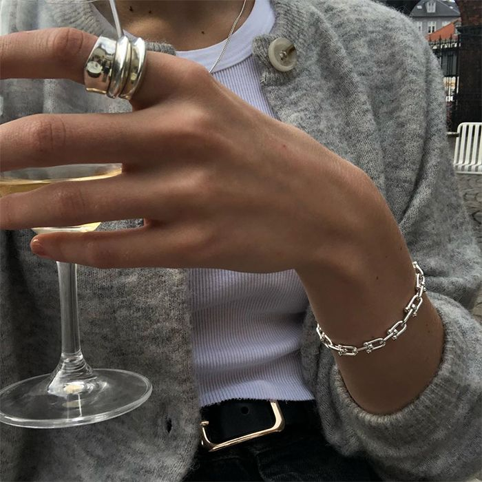 Insiders Are Skipping Gold Jewelry and Wearing This Instead
