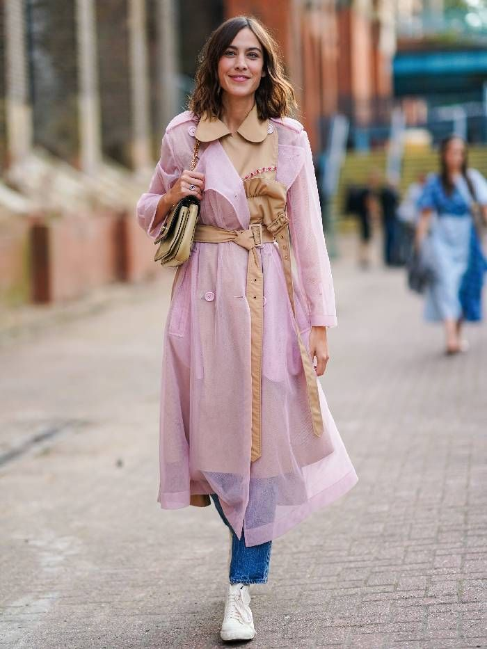11 Items That Make Up Alexa Chung's Autumn Capsule