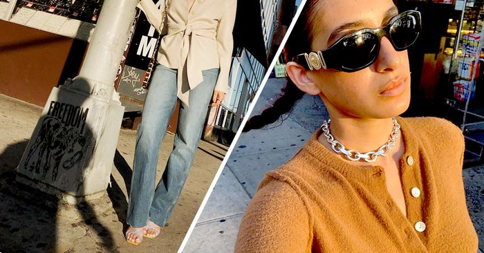 What NYC Girls Are Actually Wearing Right Now