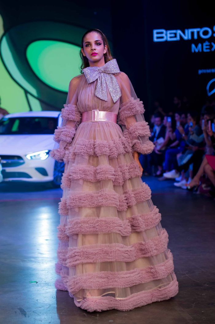 The Best Of Mexico City Fashion Week 2020 Who What Wear