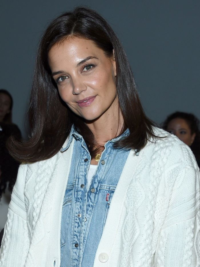 The 10 Products Katie Holmes Swears By for Incredible Skin at 40