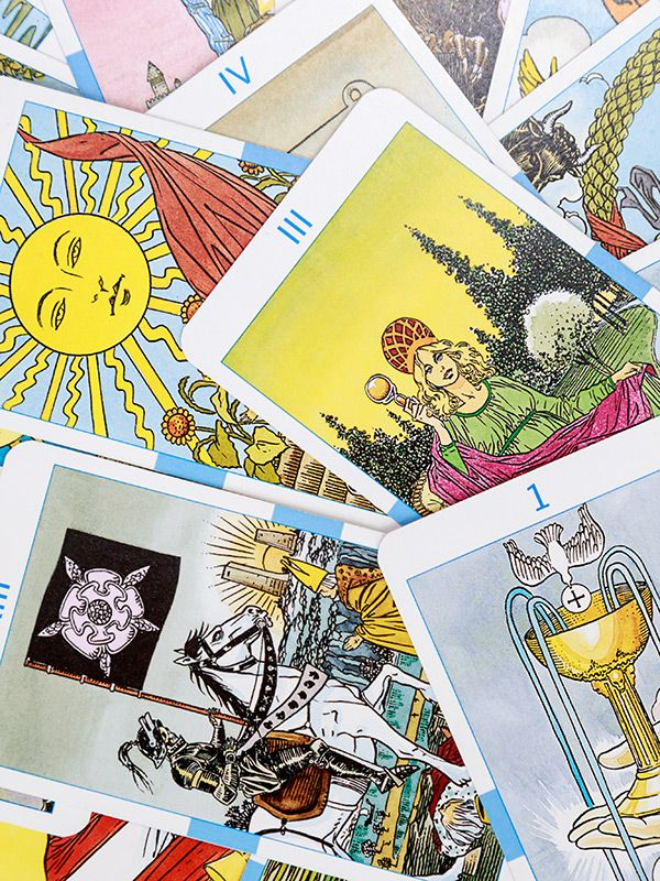 Why You Should Add Tarot to Your Self-Care Routine