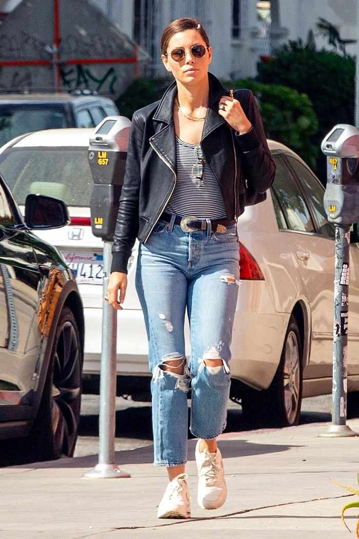 Jessica Biel Wore the Exact Jeans Outfit I See Whenever I'm in L.A.