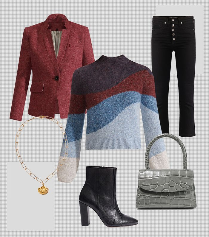 5 On-Trend Winter Work Outfits I'm Already Wearing