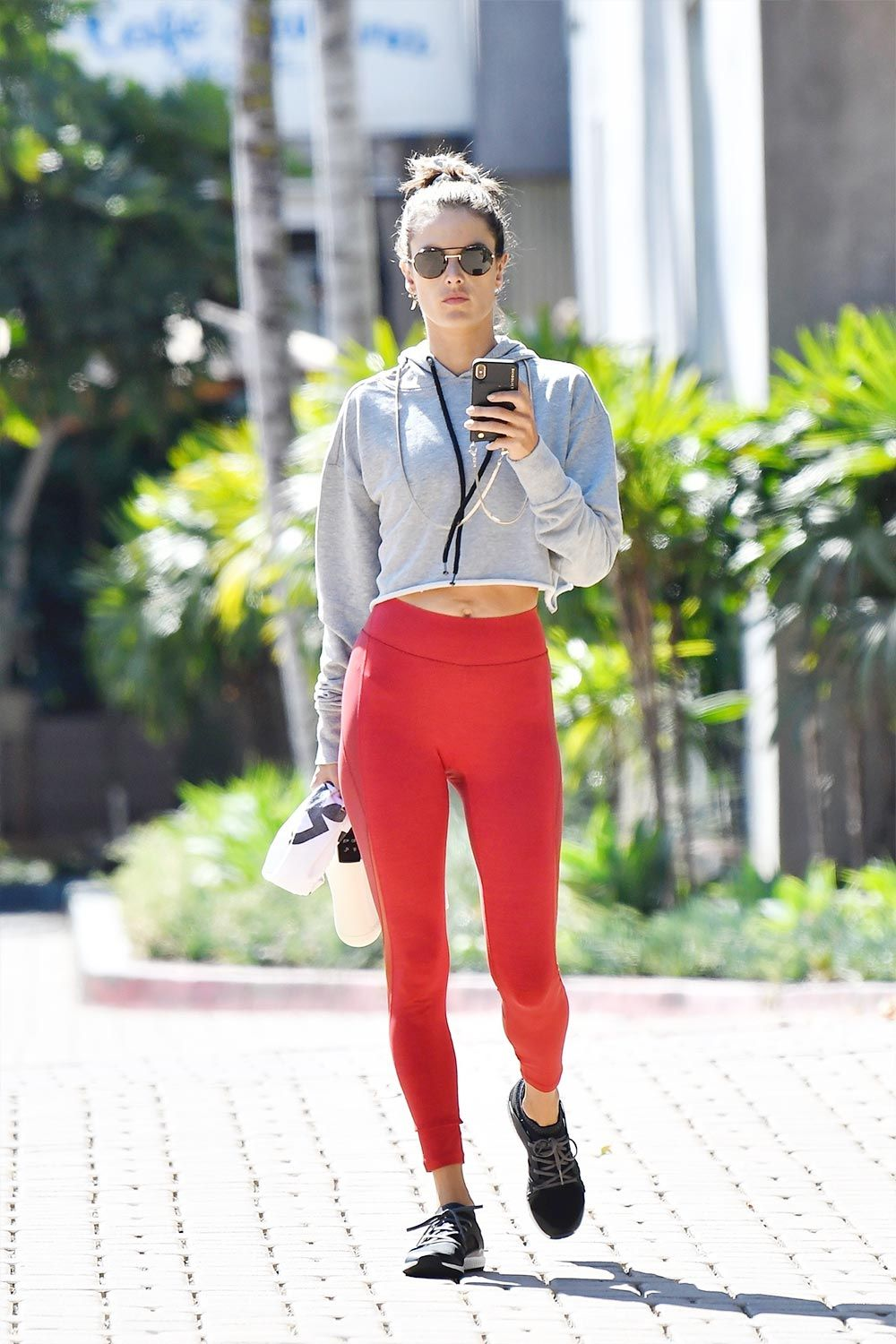 From J.Lo to J. Law, 3 Celebs and the Leggings They Won't Stop Wearing