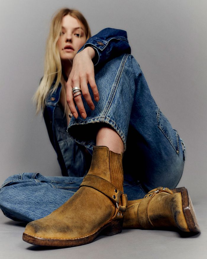 Re/Done Launched Boots—Now I'm Placing Bets on Which Celeb Will Wear Them First