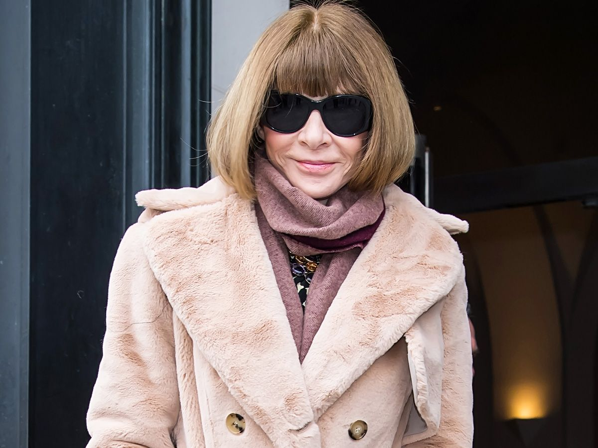 Anna Wintour Reveals the 4 Best Coat Trends Right Now
