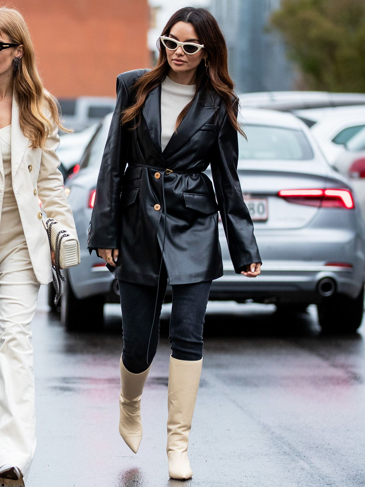 The 2020 Way to Wear a Leather Jacket