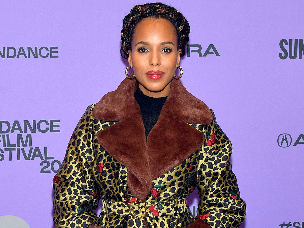 Kerry Washington's $130 Red Carpet Boots Will Sell Out at Nordstrom