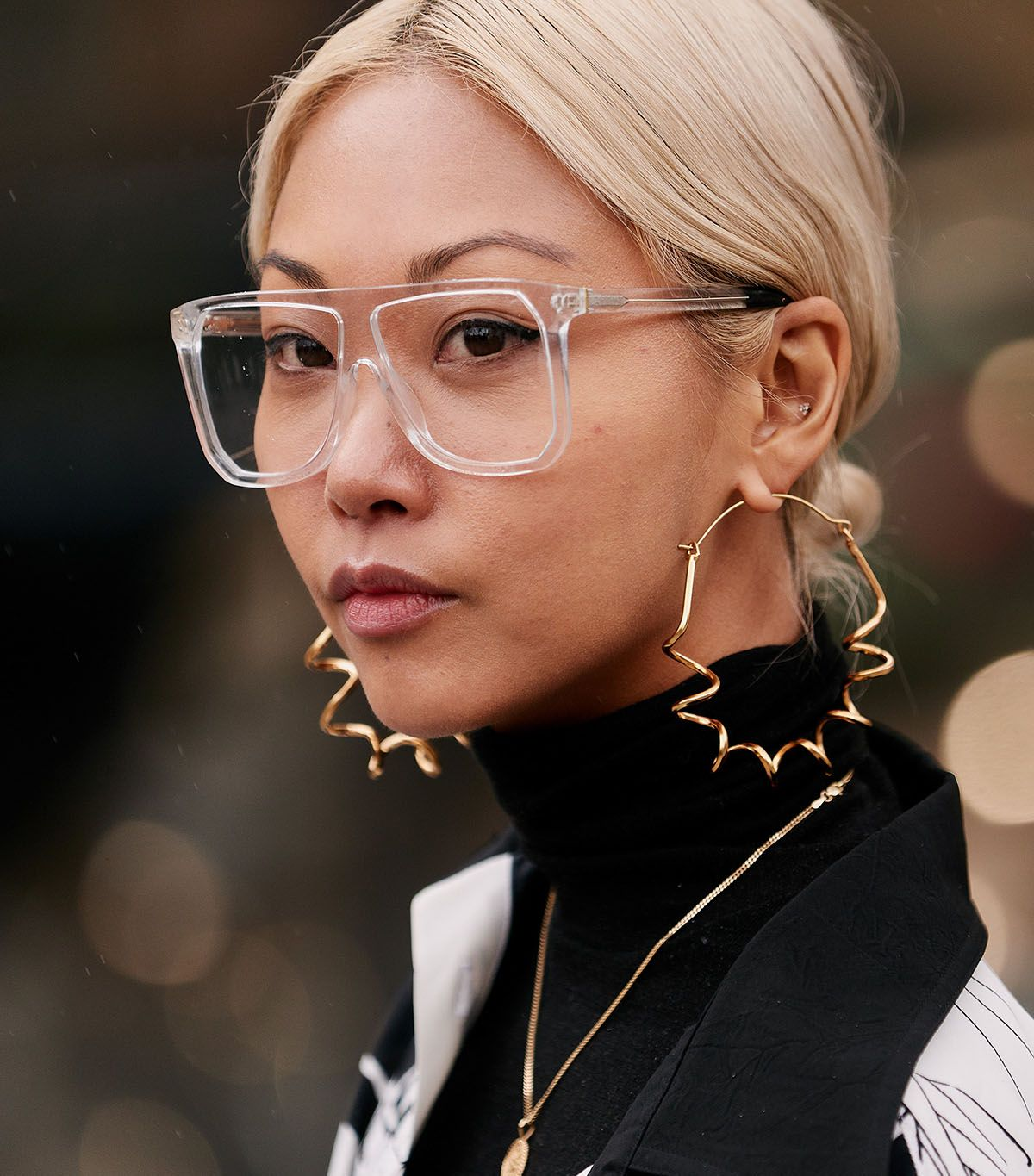 13 easy hairstyle ideas to wear with glasses  wustoo