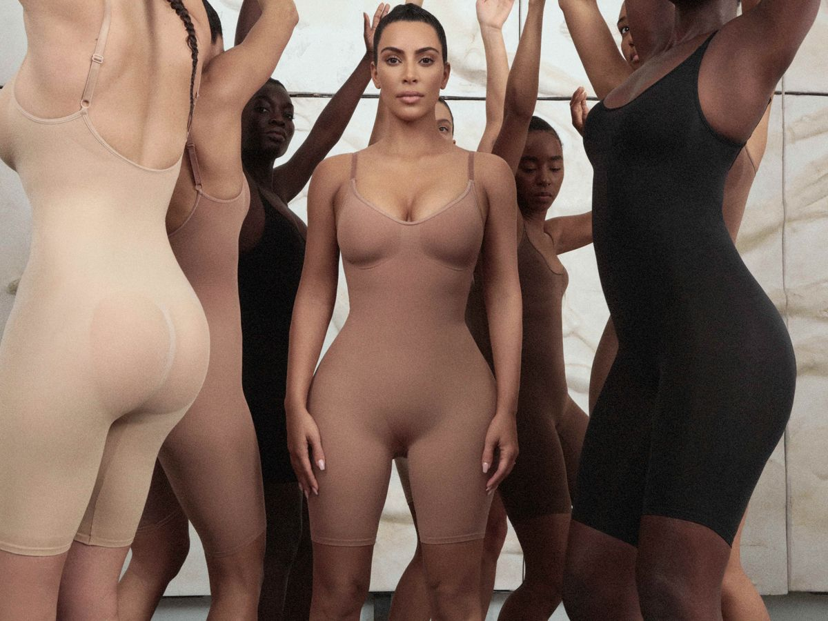 Kim Kardashian West's Sold-Out $19 Underwear and $32 Bras Just Hit Nordstrom