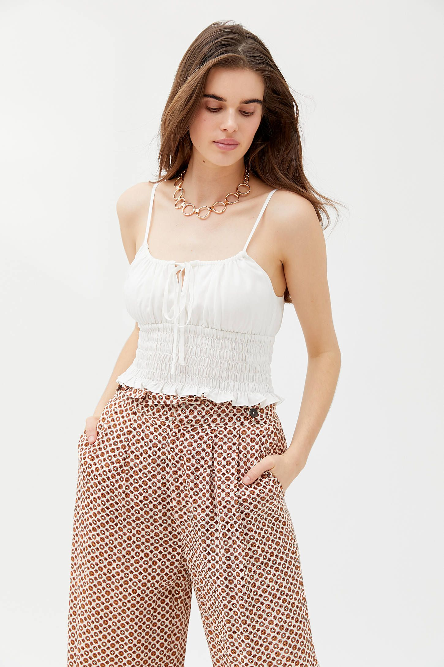 """6 French-Girl Spring Outfits That Are """"Basic"""" But Fashion-Forward 20"""