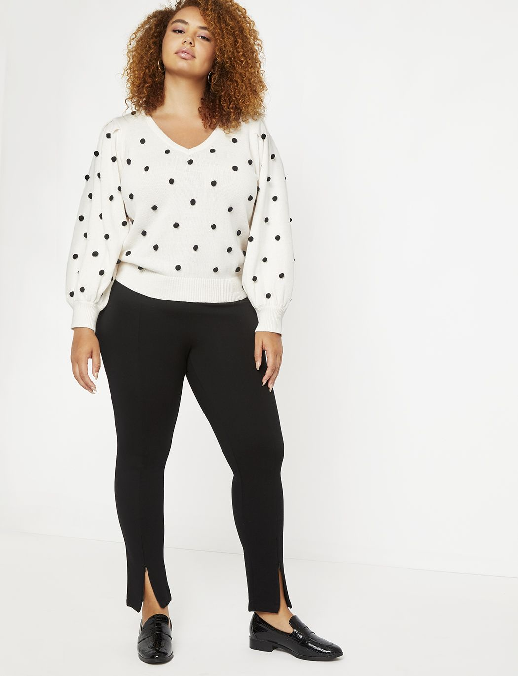 We'd Give Up Basic Black Leggings for These 6 Fresh Spring Trends 9