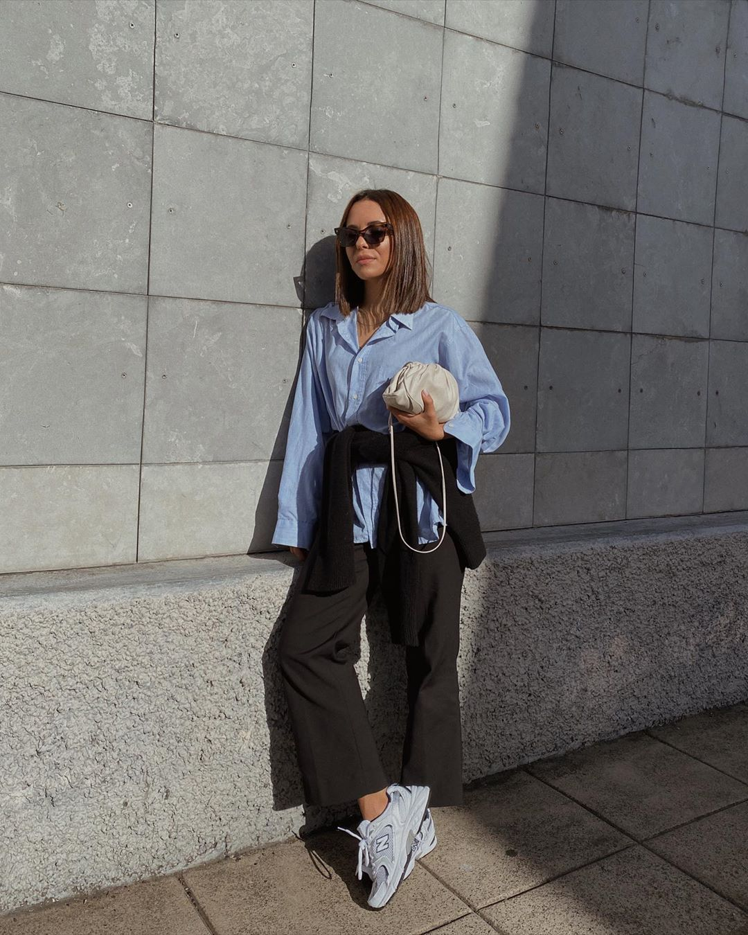 8 Wide-Leg Pant Outfits That Will Make You Want to Ditch Your Skinny Jeans ASAP 3