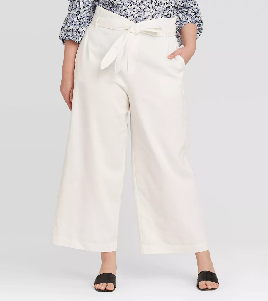 8 Wide-Leg Pant Outfits That Will Make You Want to Ditch Your Skinny Jeans ASAP 6