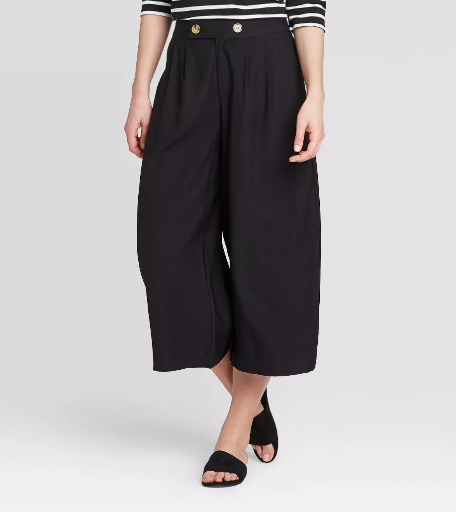 8 Wide-Leg Pant Outfits That Will Make You Want to Ditch Your Skinny Jeans ASAP 4