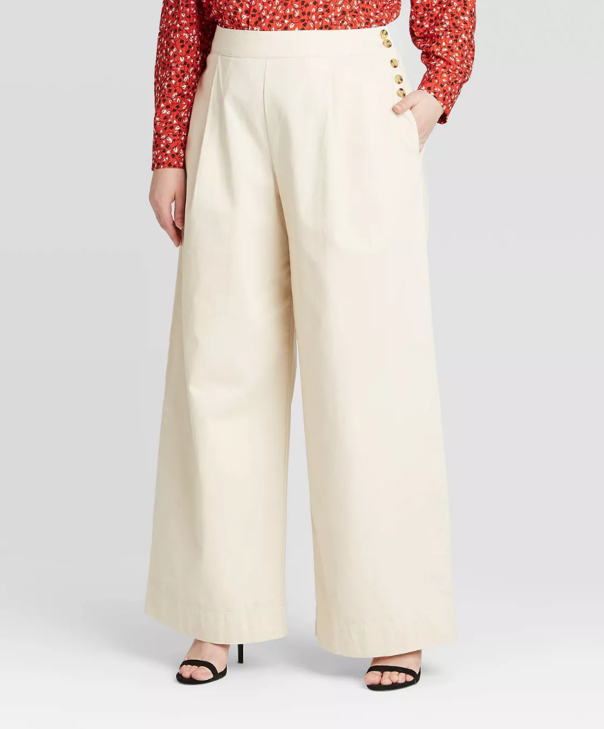 8 Wide-Leg Pant Outfits That Will Make You Want to Ditch Your Skinny Jeans ASAP 2