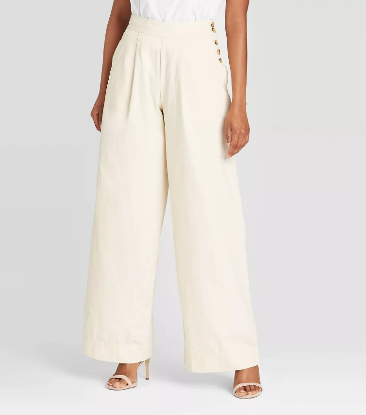 8 Wide-Leg Pant Outfits That Will Make You Want to Ditch Your Skinny Jeans ASAP 16