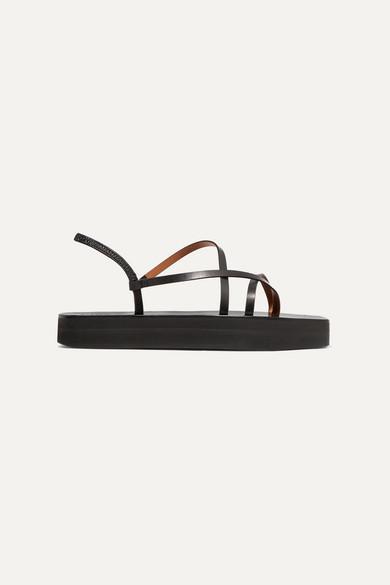 Emily Ratajkowski's Shoes Are Spring's Weirdest Sandal Trend 5
