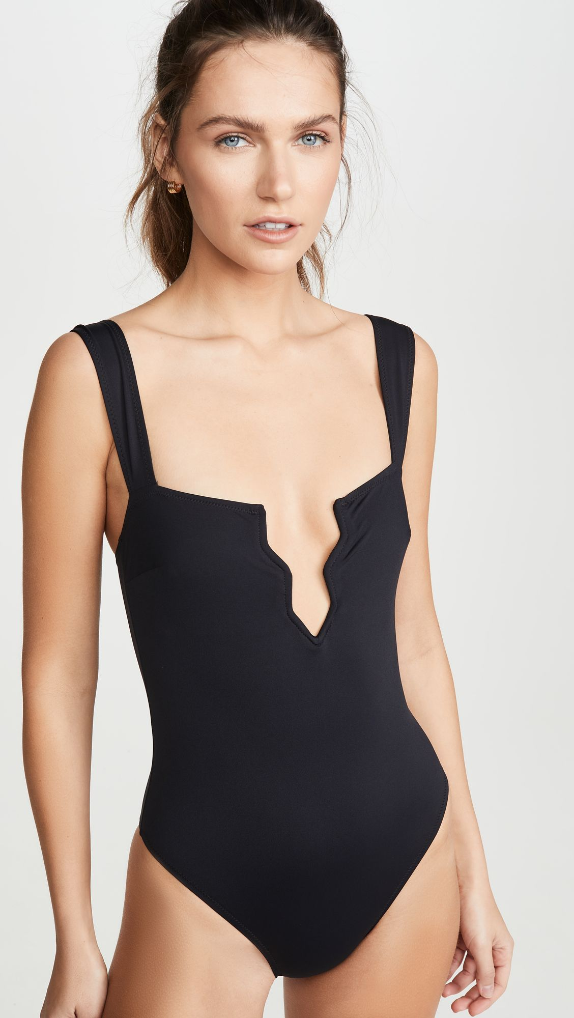 25 Black Swimsuits That Are Anything But Boring 13