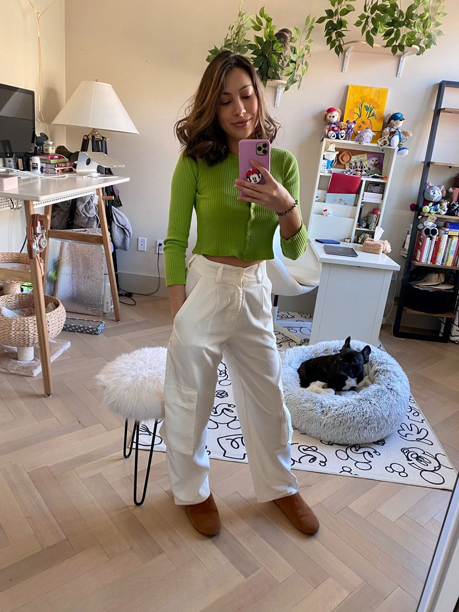 WWW Editors' Working-From-Home 'Fits Are the Perfect Combo of Comfy and Chic 28