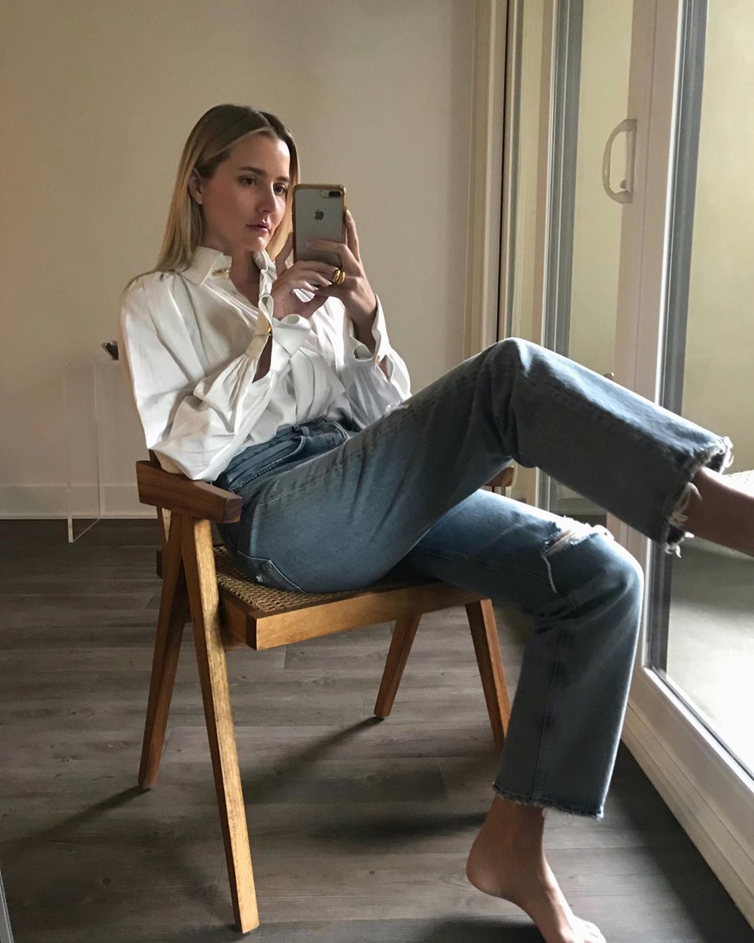 WWW Editors' Working-From-Home 'Fits Are the Perfect Combo of Comfy and Chic 1