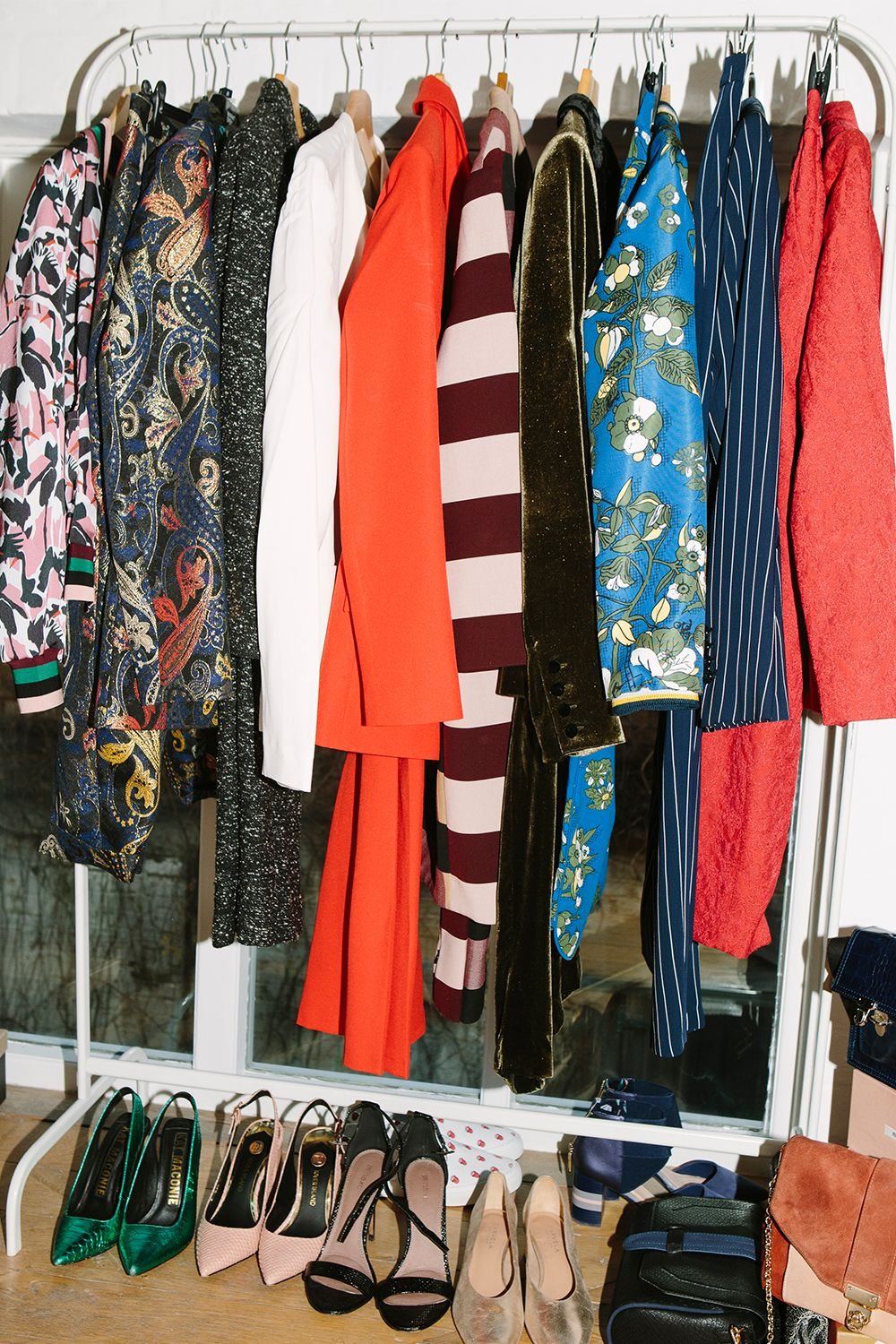 8 Tips To Make Your Wardrobe Spring Clean So Much Easier