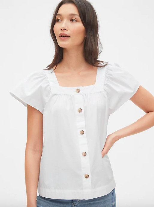 The 29 Prettiest Pieces I Found at Madewell, Free People, and Gap 17