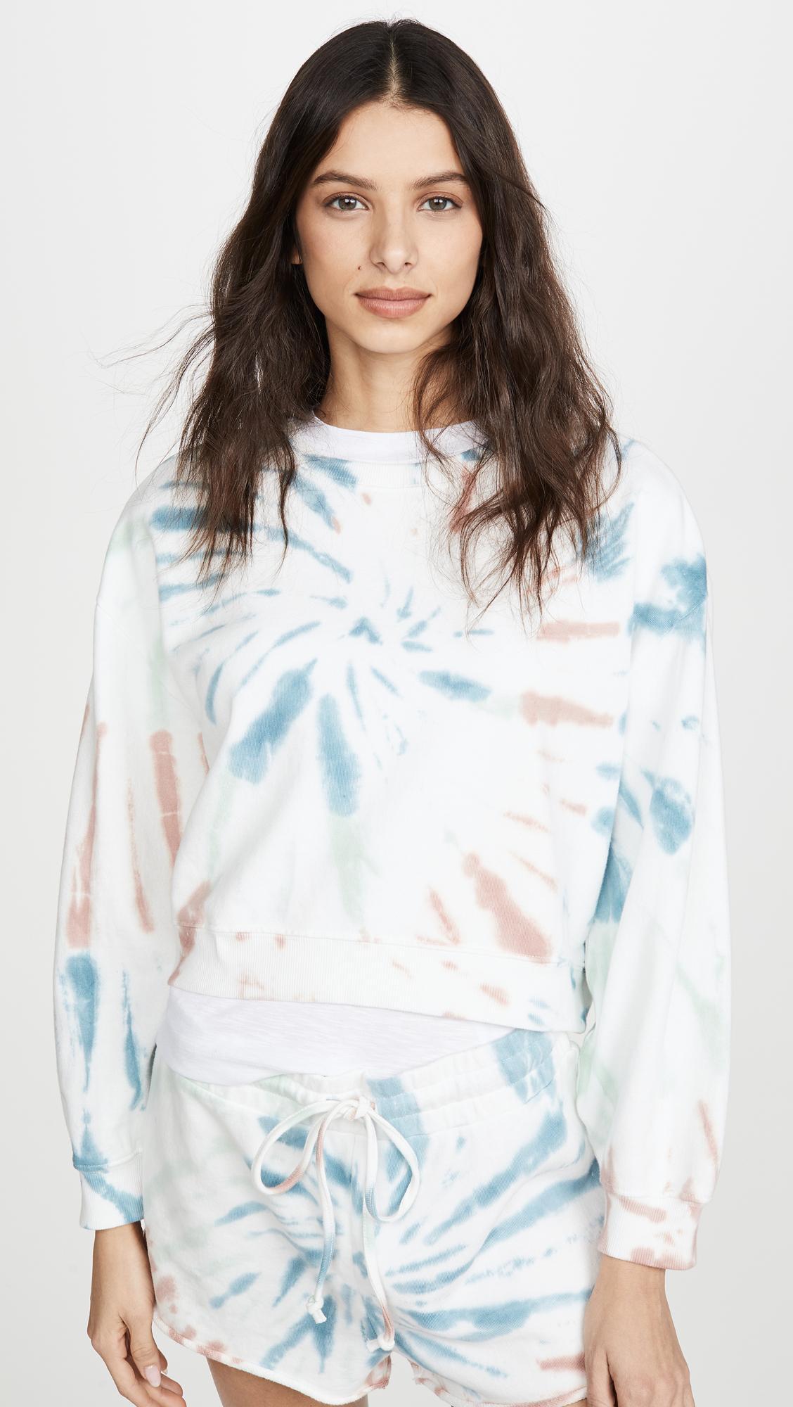 Nina Dobrev's Tie-Dye Matching Set Is Absolutely My Next Purchase 2