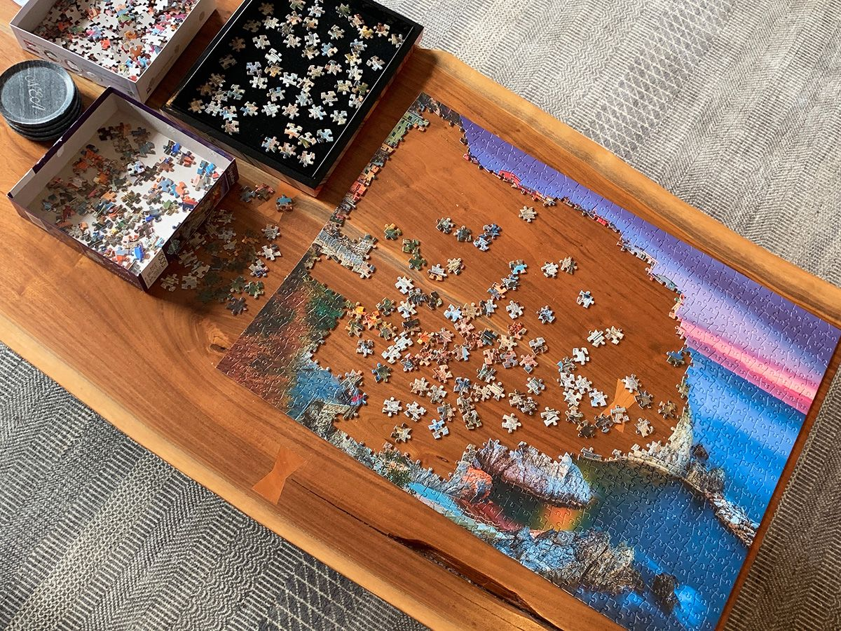 17 Pretty Puzzles to Occupy Your Coffee Table and Your Mind