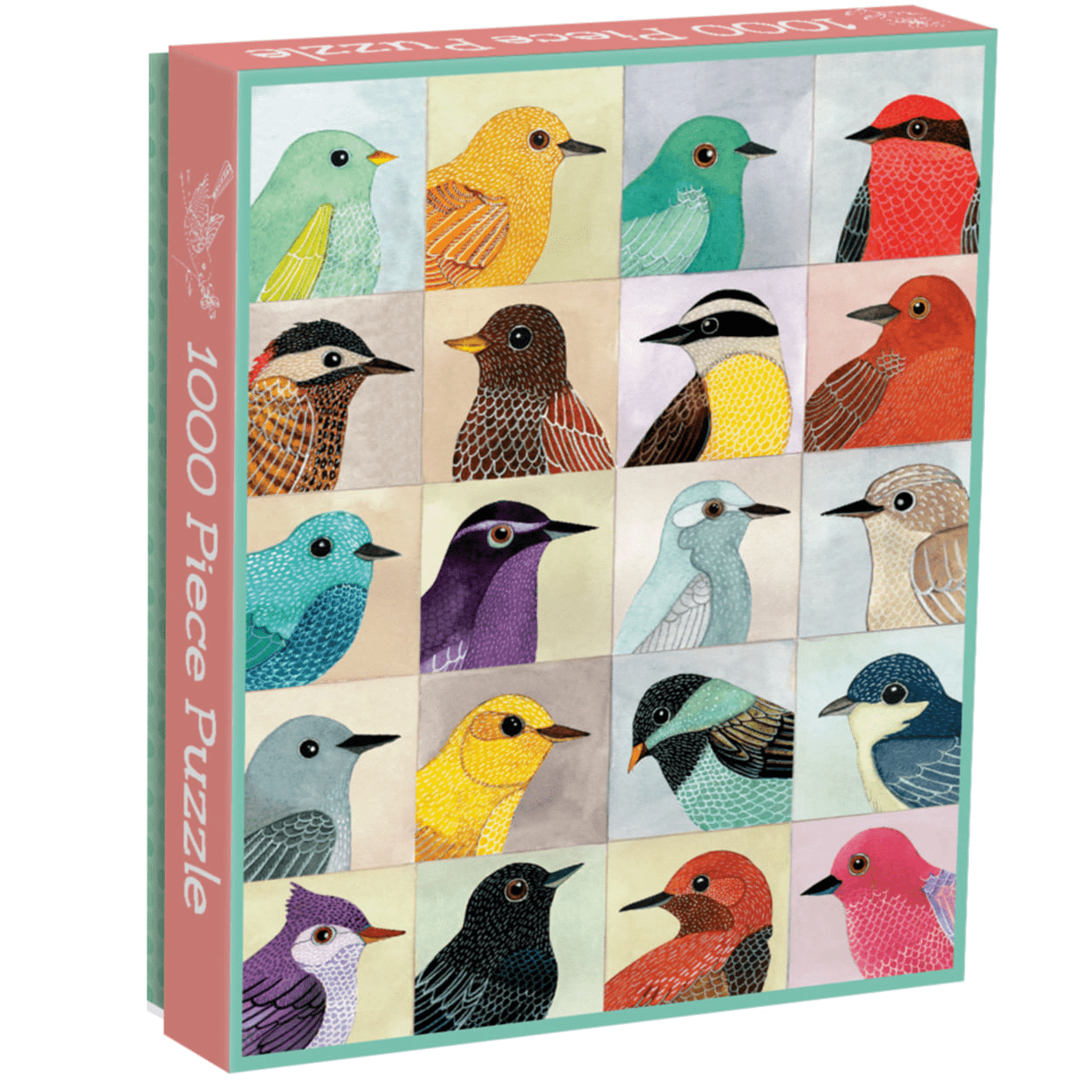 17 Pretty Puzzles to Occupy Your Coffee Table and Your Mind 15