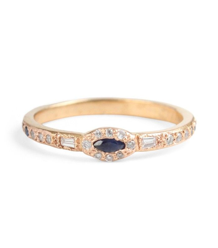 50 Subtle Engagement Rings For Girls Who Don T Love Bling Who What
