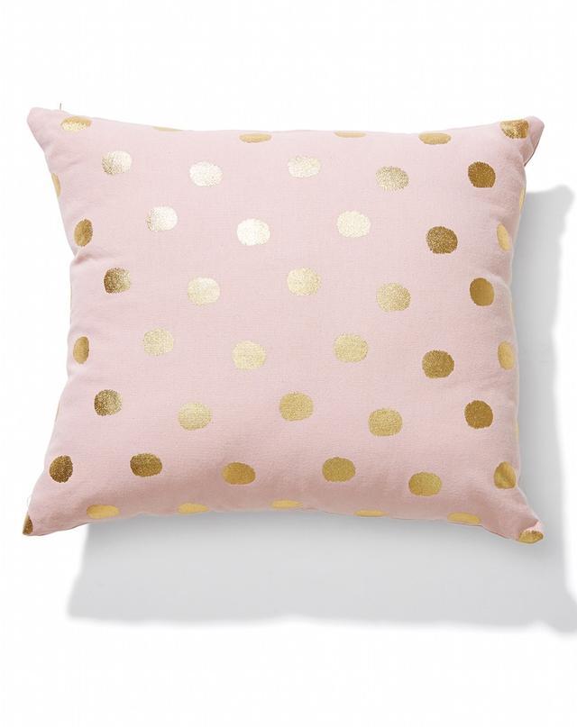Kmart Foil Spot Cushion