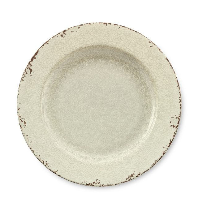 Williams-Sonoma Rustic Melamine Dinner Plate