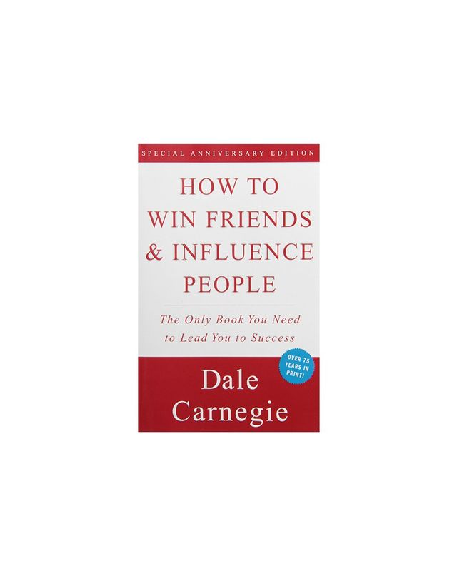 Dale Carnege How to Win Friends and Influence People