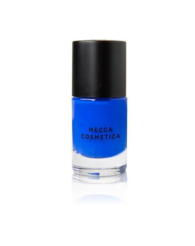 Mecca Cosmetica Artistry Nail Polish in Cobalt