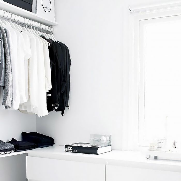 3c9447747 How to Organize Your Tiny Closet Like an Expert