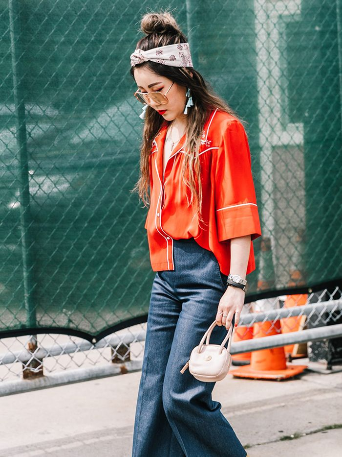938a393f21 How to Tuck Your Shirt Like a Street Style Pro