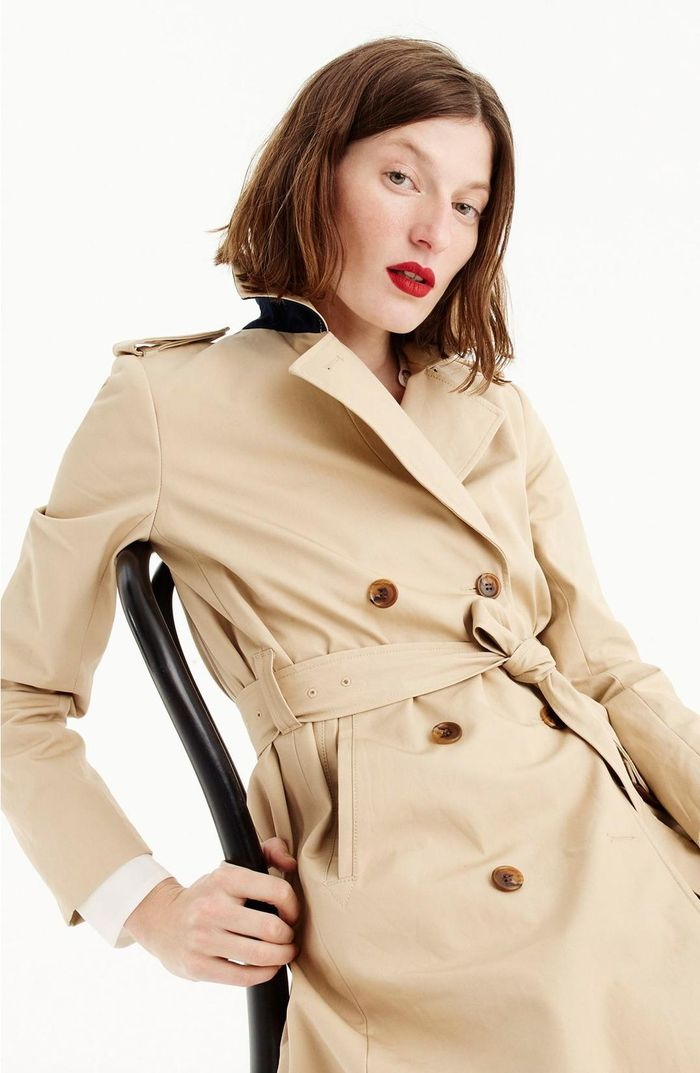 aebc0be61f0 11 Fresh Trench Coat Outfits to Try This Season | Who What Wear