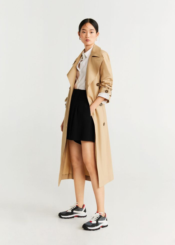 11 Fresh Trench Coat Outfits To Try This Season Who What